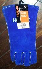 1 Pair of New Hobart Premium Welder's Gloves - Item# 770020 *Free Shipping*