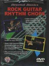 Rock Guitar Rhythm Chops Tuition DVD Learn How To Play by Nick Nolan
