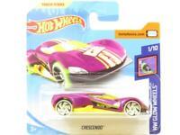 Hotwheels Crescendo HW Glow Wheels 133/365 Short Card 1 64 Scale Sealed New
