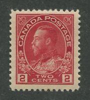 CANADA #106 MINT VF