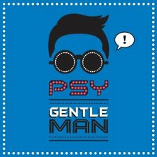 PSY-Psy-Gentleman  (UK IMPORT)  CD NEW