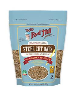 Bobs Red Mill Steel Cut Oats, 24 Oz