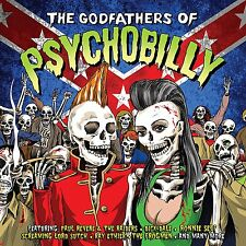 THE GODFATHERS OF PSYCHOBILLY - 2 LP GATEFOLD SET VINYL