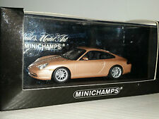 PORSCHE 911 COUPE' 2001 MINICHAMPS SCALA 1:43 (400 061025)
