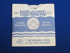 1953 VINTAGE OLD CASTILE SPAIN VIEW-MASTER REEL & SLEEVE #1701