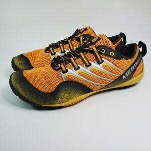 Merrell Men's Trail Glove Barefoot Running Shoes Size 10 Vibram Soles