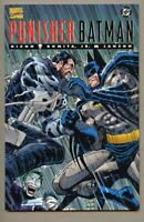 GN/TPB Punisher / Batman - Deadly Knights 1994 fn+ 6.5 Romita Jr / Marvel DC