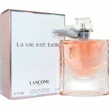 Lancôme Paris La Vie Est Belle L'eau de Parfum for Women 75ml US Tester