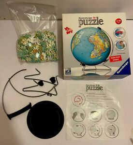 Ravensburger 3D Puzzle - The Earth Puzzleball - 540 pieces