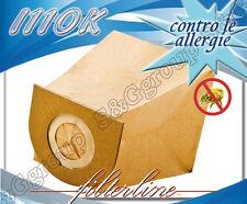 I110K 8 sacchetti filtro carta x Imetec Flexica Type 75001