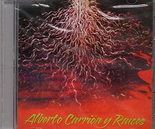 """ALBERTO CARRION - """"RAICES"""" - CD"""