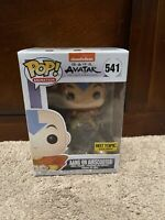 Funko Pop! Animation Avatar - Aang On Airscooter #541 Hot Topic Exclusive