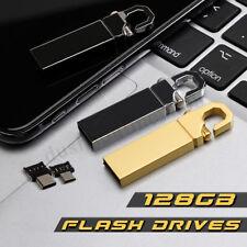 128 Go Clé USB Lecteur Flash USB Mémoire Pour Smartphone PC Type-C OTG