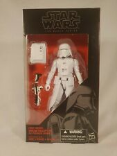 Hasbro Star Wars Black Series 6 Inch #12 First Order Snowtrooper NIB Action Figu