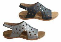 Scholl Orthaheel Arna Womens Comfortable Supportive Adjustable Sandals - SSA