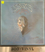 "The Eagles Their Greatest Hits 1971-1975 Vinyl Album 12"" LP 1976 A1B1 K53017 Ex+"