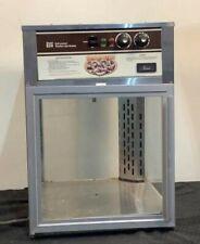 Food Warmer Cabinet Case Food Warming Oven Pizza Pretzel Hot Display Countertop
