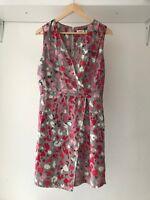 MARCS Womens Silk Printed Dress, Size 10, Near New