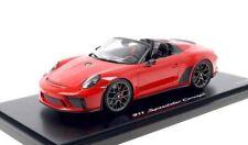 1:18 SPARK 2019 PORSCHE 911 (991 II) Speedster Concept guards red LE 150 DEALER
