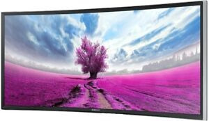 GAMING Samsung S29E790C 29-Inch 60hz Curved LED  With PSU ,No stand
