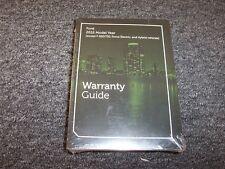 2012 Ford F650 F750 Medium Duty Truck Owner Owner's Operator Manual Set