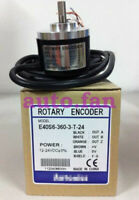 Photoelectric rotary encoder E40S6-360-3-T-24 outer diameter 40MM shaft 6MM
