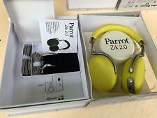 Parrot Zik 2.0 Bluetooth Wireless Noise Cancelling Headphones - Yellow