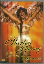RARE / DVD - SHIRLEY BASSEY : DIVAS ARE FOREVER / COMME NEUF - LIKE NEW