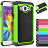 For Samsung Galaxy Grand Prime Case Hybrid Rubber Shockproof Hard Back Cover