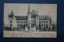 SUISSE : BERN Historisches Museum  -  oblitéré ENGGISTEIN 9 VIII 06 ( 1906 )