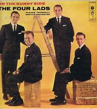 THE FOUR LADS On The Sunny Side Columbia Vinyl LP 33 Pop Album VG+ Mono 1956
