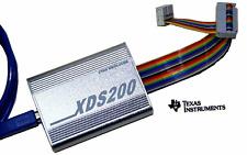 XDS200 TI USB Debug Probe - DSP JTAG cJTag Emulator Programmer High Speed