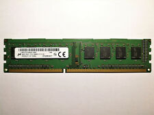 Micron DDR3 4GB 1Rx8 PC3 - 12800U-11-11-A1 (MT8JTF51264AZ-1G6E1)