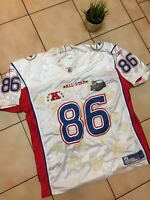 2004 Pro Bowl Hines Ward Jersey Size 54 Reebok Authentic NFL