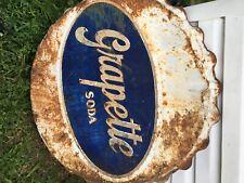 Grapette soda vintage sign