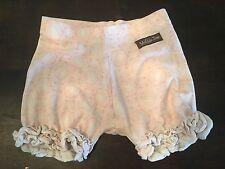 Matilda Jane Mj Girls Hello Lovely Pink Medallion Shorties shorts Size 18-24M