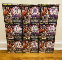2019-20 PANINI ILLUSIONS NBA BASKETBALL MEGA BOX SEALED ZION MORANT PRIZM RC PSA