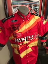 NASCAR WINSTON CUP SERIES PRIMESTAR CUSTOM EMBROIDERED CREW SHIRT