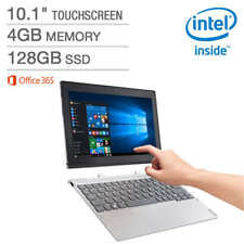 "New Sealed Lenovo MIIX 10.1"" - 2-in-1 Laptop Intel Z8350 4GB 128GB Windows 10"
