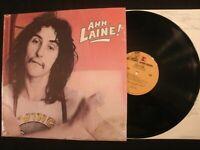 DENNY LAINE - Ahh...Laine! - 1973 Vinyl 12'' Lp./ Shrink VG+/ Prog Rock AOR