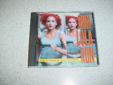 Tom Tykwer Run Lola Run Soundtrack Cd