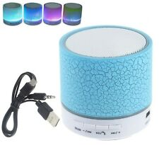 Mini cassa speaker portatile FM bluetooth vivavoce per smartphone lettore TF USB