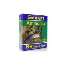 SALIFERT AMMONIA NH3 Profi TEST KIT Marine Reef FISH TANK Water Testing Aquarium