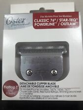 Oster Professional Classic 76 Clipper Detachable Replacement Blades Size Flattop