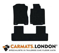 Honda CRV Manual 2012 - 2017 Tailored Car Floor Mats Complete Fitted Set