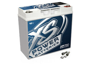 XS Power XP750 750 Watt Power Cell Car Audio Battery Power Stereo System
