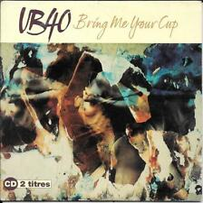 CD SINGLE 2 TITRES--UB40 / UB 40--BRING ME YOUR CUP--1993