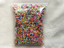 Wholesale 6800pcs Lot Bulk 11/0 Glass Seed Bead 100g AWESOME DEAL Toy Factory