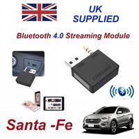 For Hyundai Santa Fe Bluetooth Music Streaming module Galaxy S6789 iPhone 6 7 8X