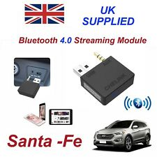para HYUNDAI SANTA FE Música Bluetooth Streaming Módulo Galaxy s6789 IPHONE 6 7